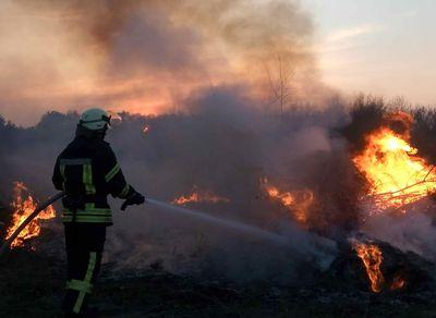 Донбасс в огне: очень тревожные данные