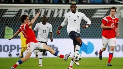 ФИФА оштрафовала Россию за расизм
