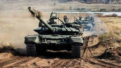 Уже накоплено большое количество танков: генерал указал на важную цель Путина в Украине