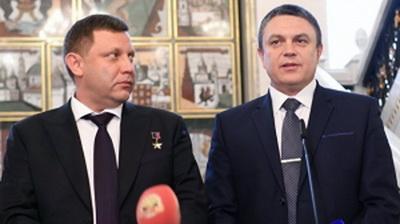 """""""Россияне, заберите их, умоляем"""", - в Луганске обратились к РФ с неожиданной просьбой после визита Захарченко. ВИДЕО"""