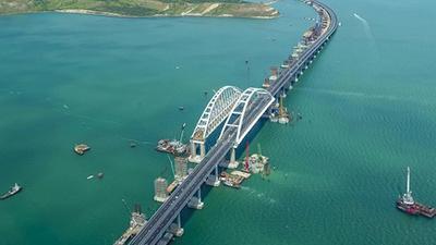 """Окончание """"стройки века"""": чем грозит Украине открытие Керченского моста"""
