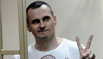 Украинский политзаключенный Сенцов объявил голодовку