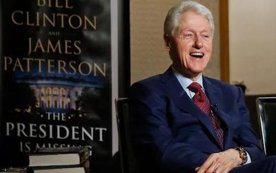 Билл Клинтон стал сценаристом остросюжетного сериала