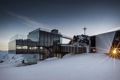 В Альпах построят музей Джеймса Бонда