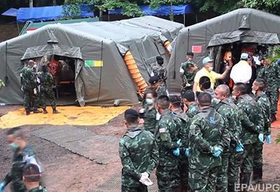 В Таиланде проведут вторую часть операции по спасению детей из затопленной пещеры