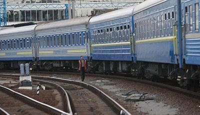 В «Укрзализныце» готовы остановить ж/д сообщение с Россией