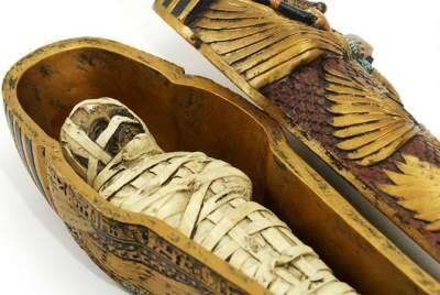 Раскрыта тайна первых египетских мумий