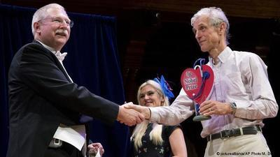 В Гарварде вручили Шнобелевские премии (ВИДЕО)