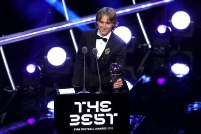 FIFA выбрала лучшего футболиста года