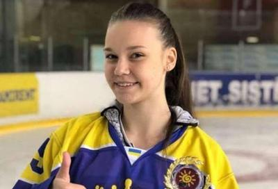 В мужском чемпионате Украины по хоккею впервые будет играть девушка