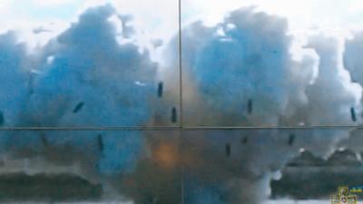 """Баллистические ракеты к """"Грому"""", способные долететь до Москвы, заставили россиян дрожать от страха. ВИДЕО"""