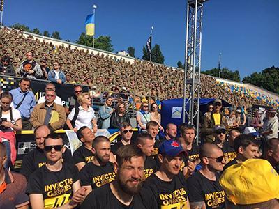 Спорт для непобежденных: Украинские ветераны на соревнованиях в Сиднее