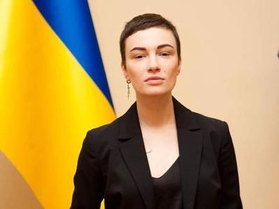 Анастасия Приходько заявила о начале политимческой карьеры