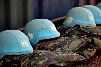 Международная рабочая группа согласовала поэтапное введение миротворцев ООН на Донбасс