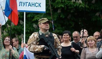 Скучают по Украине? Оккупанты «ЛНР» бьют тревогу из-за роста патриотизма