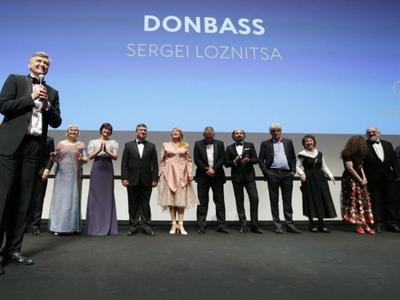 """Фильм """"Донбасс"""" получил главный приз кинофестиваля в Испании"""