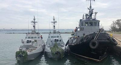 Генерал: Есть всего один способ, который поможет освободить захваченные россиянами украинские корабли