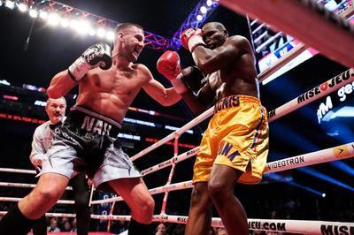 Украинский боксер отправил соперника в кому (ВИДЕО)