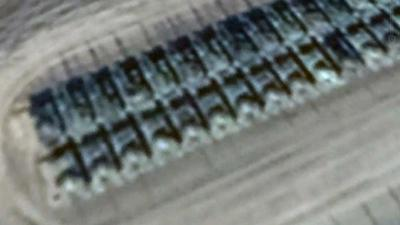 Свозят технику. Россия перебросила к границе с Украиной 250 танков
