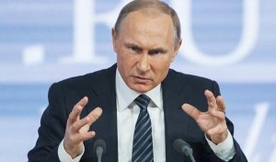 """""""Только уголовное дело"""", - Путин резко ответил по обмену пленных моряков Украины, переведя стрелки на Медведчука"""