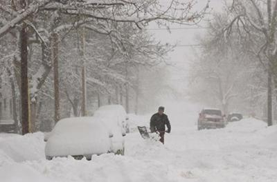 «Доставайте шапки и рукавицы»: синоптики озвучили прогноз погоды на выходные