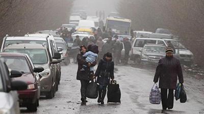 Ситуация на блокпостах: гигантские очереди на «Каргиле» и в Горловке, до Гнутово тяжело добраться