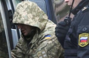 РосСМИ сообщили о скором обмене пленных украинских моряков