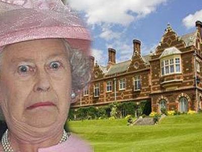 Секс - скандал в королевском дворце.