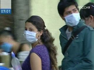 Число жертв свиного гриппа в Мексике превысило 100 человек