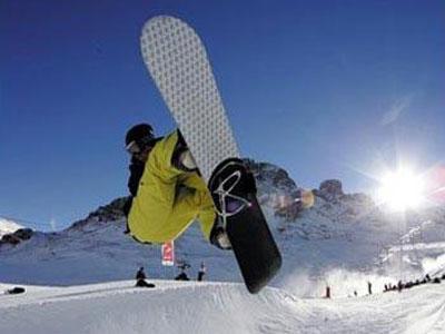 Сноубордисты съедутся в Крым