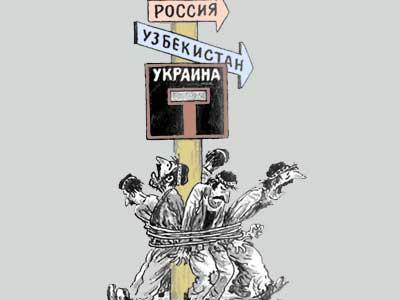 Рисунок Виктора Савилова.