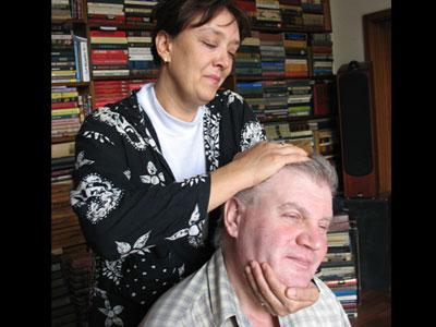 Наталья Кабачек: «Сэкономить на таблетках от головной боли с помощью массажа сейчас очень кстати».