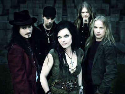 Nightwish выпускают концертный альбом с новой вокалисткой