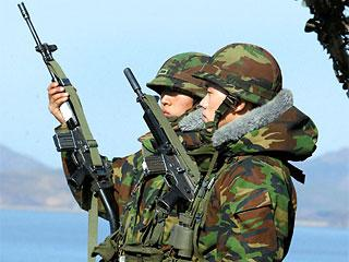 Северная Корея привела свою армию в полную боевую готовность