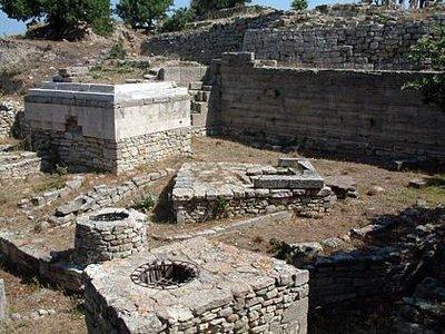Археологи нашли останки троянцев