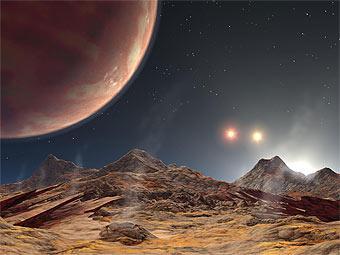 Для оценки потенциальной обитаемости планет важно учитывать их космическое окружение.
