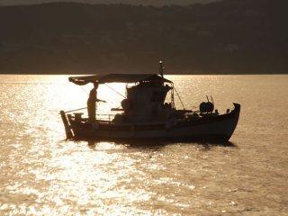 Греческий рыбак поймал в сети... древнюю статую