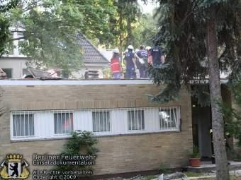 В Берлине при обрушении крыши погиб священник